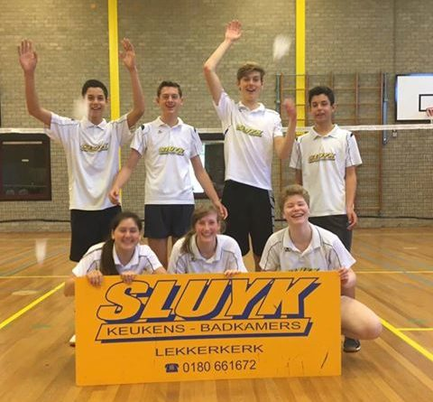 bc sluyk jeugdteam 1 kampioen