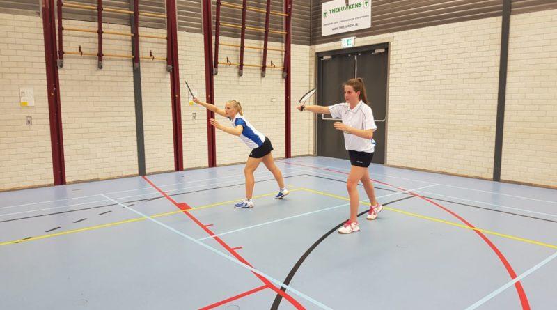 Eerste returnwedstrijden voor BC Sluyk Lekkerkerk