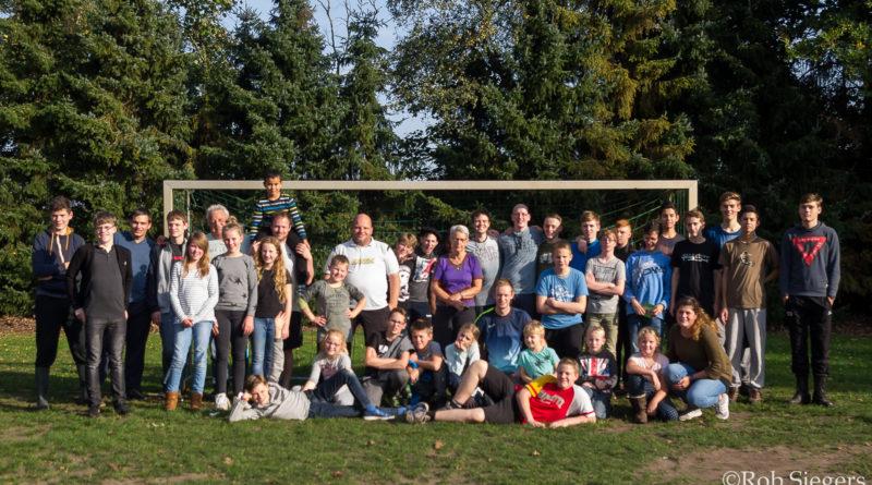 BC Sluyk Lekkerkerk jeugdkamp 2017