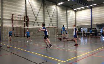 """""""Hoogendoorn Transport"""" Team 7 neemt 4 punten mee uit Bergschenhoek"""