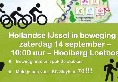 Hollandse IJssel in Beweging 2019